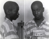 Fourteen-year-old George Stinney Jr., one of the youngest persons to be executed in the U.S. in the 20th Century