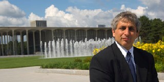 UAlbany School of Business Dean Donald Siegel