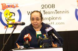 NY Buzz owner Nitty Singh