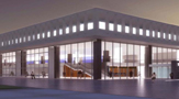 rendering of new School of Business at UAlbany