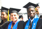 UAlbany Students at 2012 Commencement