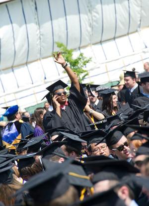 UAlbany Graduation 2012