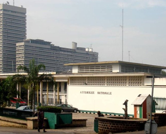National Assembly Building of Cote d'Ivoire