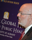 The University at Albany School of Public Health unveils the Center for Global Health.