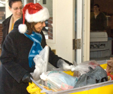 UAlbany delivers gifts