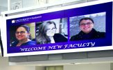 New faculty orientation at UAlbany