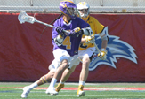 Lyle Thompson UAlbany Men's Lacrosse