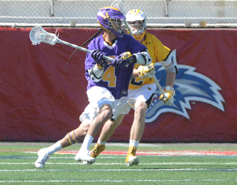 America East Tournament MVP Lyle Thompson