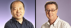 UAlbany researchers Jiping Liu and Robert Fovell
