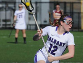 UAlbany Women's Lacrosse Player Mel Rorie