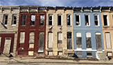 Urban blight in the City of Albany, New York