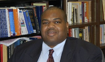Associate Professor Oscar Williams, Department of Africana Studies