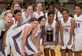 UAlbany Women's Basketball Team Wins Their First Regular Season Title in School History
