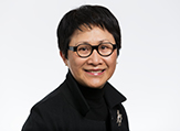 Yuchi Young, associate professor in the School of Public Health, who conducted research into the complexities of caring for those with dementia.