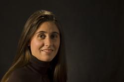 Scholarship winner Elizabeth Ernst