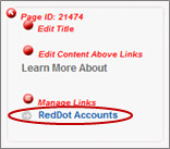 SmartEdit window with new link in Links Box
