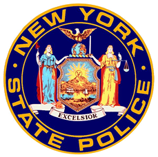 New York State Police Official Seal