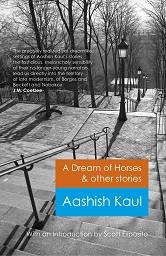 A Dream of Horses and other stories by Aashish Kaul