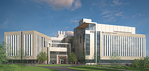 UAlbany's $180 million Emerging Technology and Entrepreneurship Complex (ETEC) is the future home of CEHC.