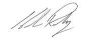 Signature of Havidan Rodriguez