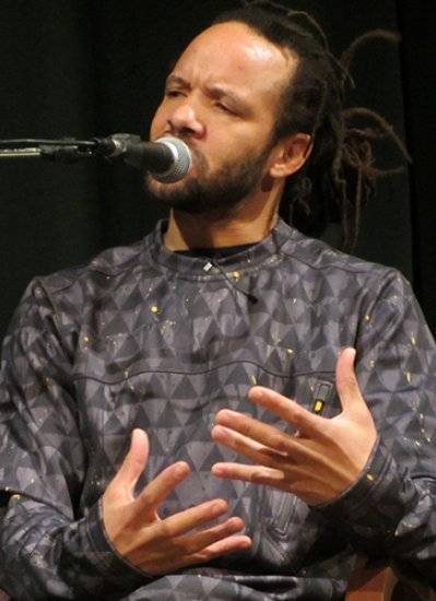 Savion Glover, choreographer and hoofer Tony Award nominee and winner Broadway, television and film star