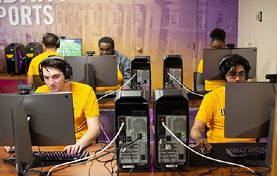 UAlbany & CEHC Continue to Build eSports Competitive Video Gaming Team