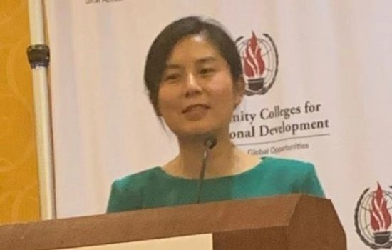 Dr. Li Zhang Keynote Speaker at 44th Annual CCID
