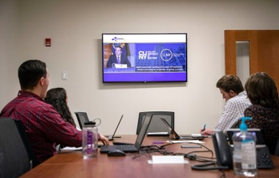 UAlbany VOST Students Turn to Social Media in Times of Crisis