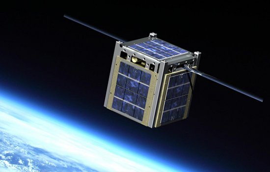 Cubesats - (Illustration by Montana State University, used by permission)