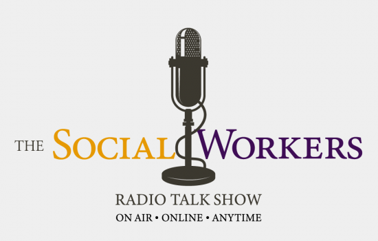 The Social Workers Radio Talk Show Logo