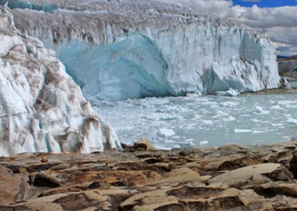 2)	Study: Peru's Quelccaya Ice Cap Could Meet its Demise by Mid-2050s