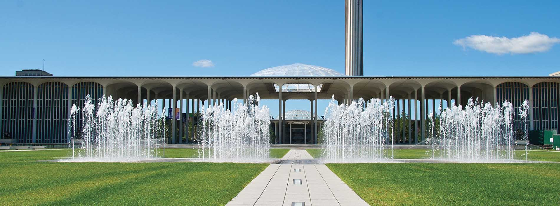 UAlbany Main Campus