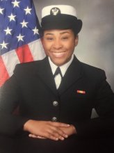 Cheyenne Lovell Basic Military Training Picture