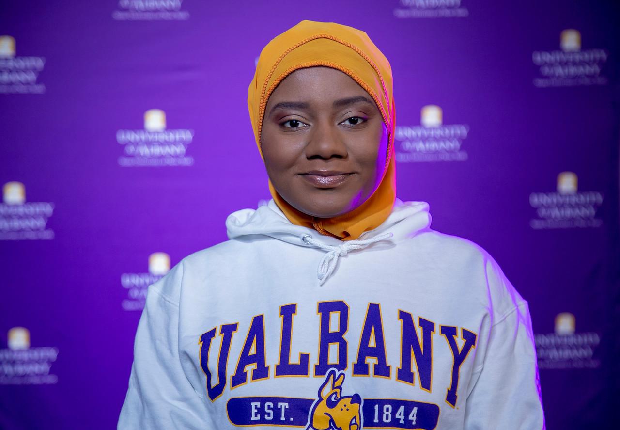 Photo of Nana-Hawwa Abdul-Rahman