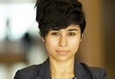 Helen Nunez-Arenas, the new face of intern recruitment for PwC