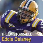 The Unstoppable Eddie Delaney