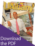 Fall 2012 UAlbany Magazine