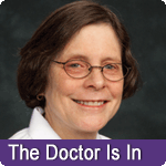 The Doctor Is In - Judith Katz