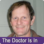 The Doctor Is In - Steven M. Katz
