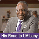 His Road to UAlbany
