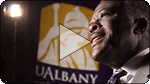 Video of UAlbany's 19th President Robert J. Jones