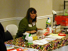 Columbia Memorial Hospital, Diabetes Management Services at a Women's Health Project event