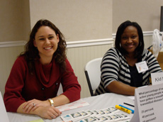 REACH Center participated in the Spring Health Fair of the Women's Health Project