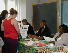 Women's Health Project organized a community event