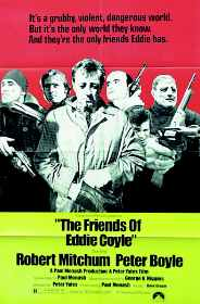 Friends of Eddie Coyle Movie Poster