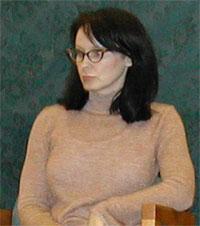 Mary Gaitskill, NYSWI, 10/9/01