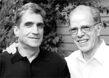 Robert Pinsky & William Kennedy, NYS Summer Writers Institute