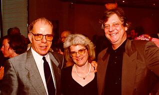Bill Kennedy, Suzanne Lance, Don Faulkner
