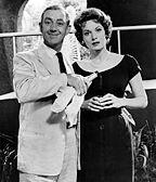 Alec Guiness and Maureen O'Hara