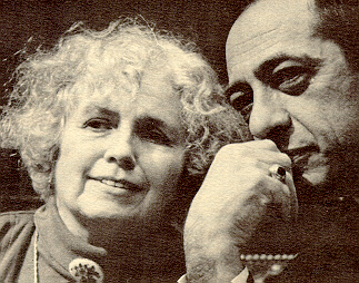 Grace Paley and Gov. Mario Cuomo